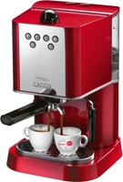 Gaggia New Baby Dos Red