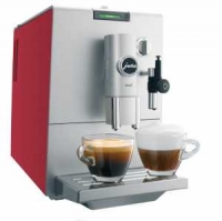 Ena 7 Coffee Cherry Red