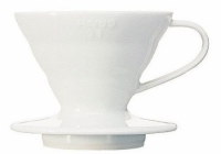 Пуровер V60 Ceramic Dripper (VDC-01W)