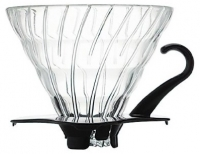 Пуровер V60 Glass Dripper (VDG-02B)