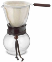 Drip Pot Woodneck 480ml (DPW-3)